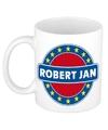 Robert jan naam koffie mok beker 300 ml