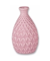 Roze vaas type 2 12 cm
