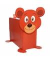Sinterklaas bruine beer zelf maken knutselpakket