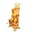 Sinterklaas giraffe zelf maken knutselpakket