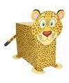 Sinterklaas luipaard zelf maken knutselpakket