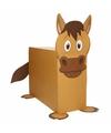 Sinterklaas paard zelf maken knutselpakket