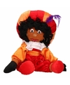 Sinterklaas pieten pop rood 35 cm