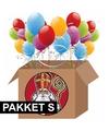 Sinterklaas sint versiering pakket choco s