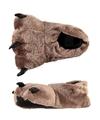 Sloffen pantoffels beer voor kinderen mt 33 34