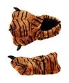 Sloffen pantoffels tijger voor dames mt 37 38