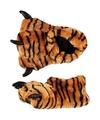 Sloffen pantoffels tijger voor kinderen mt 35 36