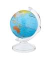 Spaarpot wereldbol 11 cm