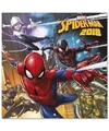 Spiderman kalender 2018
