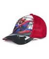 Spiderman pet cap rood voor kinderen