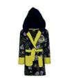 Star wars badjas navy geel voor jongens