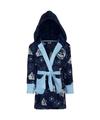 Star wars badjas navy lichtblauw voor jongens