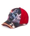 Star wars pet cap rood voor kinderen