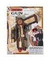 Steampunk pistool 25 cm