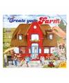 Stickerboek boerderij voor jongens