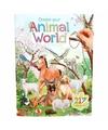 Stickerboek dieren wereld voor jongens