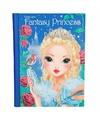 Stickerboek met stickers van prinsessen voor meisjes