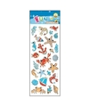 Stickervel zeedieren