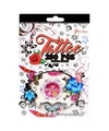 Stickervellen tattoo 280 stuks type love