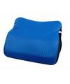 Stoelverhoger voor kinderen licht blauw 38 cm