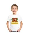 T shirt voor kinderen met browny de beer