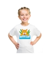 T shirt voor kinderen met kitty cat