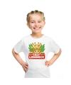 T shirt voor kinderen met lilly longneck de giraffe