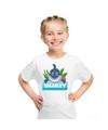 T shirt voor kinderen met sharky de haai