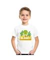 T shirt voor kinderen met slanky de slang