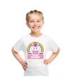 T shirt voor meisjes met miss magic de eenhoorn
