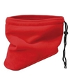 Thinsulate nekwarmer sjaal rood