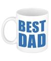 Vaderdag mok beker best dad 300 ml