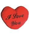 Valentijnscadeau i love you kussen 60 cm