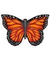 Vlieger monarchvlinder 70 x 48 cm