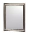 Wandspiegel met antraciet sierlijst 30 x 40 cm