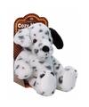 Warmte knuffel dalmati r hond met lavendel olie