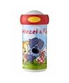 Woezel en pip drinkbeker 275 ml