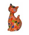 Xl spaarpot kat poes type 10 24 cm