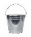 Zilveren drankemmer drankkoeler 15 liter van zink
