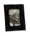Zwart fotolijstje abstract 16 x 21 cm
