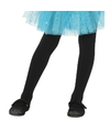 Zwarte panty 15 denier voor meisjes
