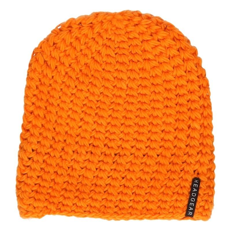 f891cd24c12 Basic beanie muts oranje voor heren voor maar € 16.95 bij Viavoordeel