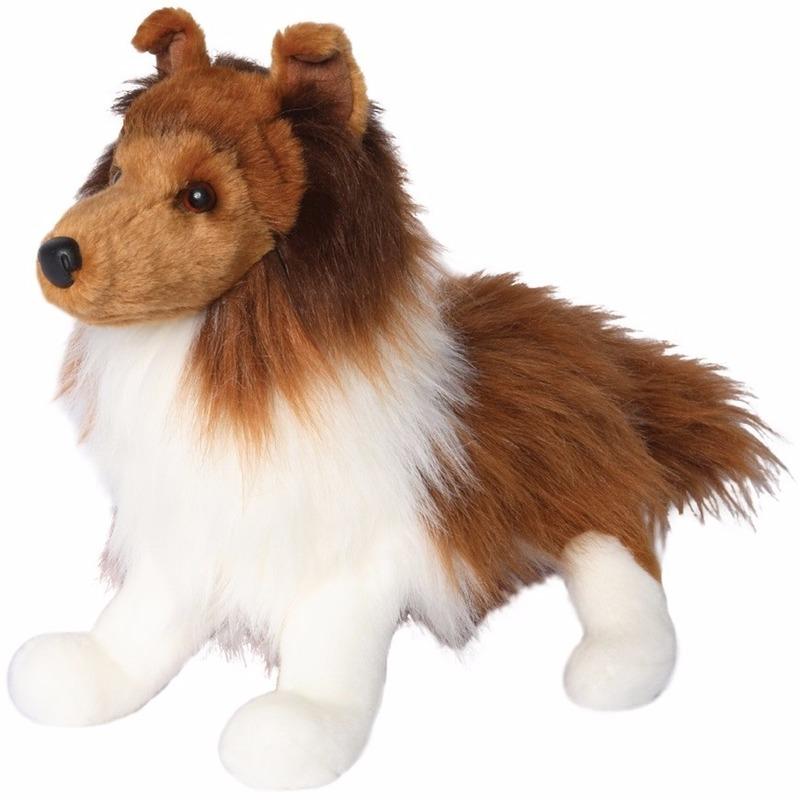 0f84dfdc18ee6c Pluche knuffel Shetland Sheepdog hond 41 cm voor maar € 28.95 bij ...