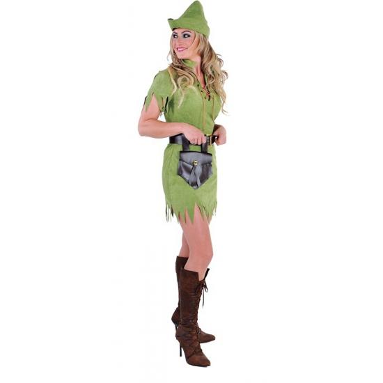 aa9adbfd87cceb Robin Hood verkleed jurkje kostuum voor dames voor maar € 46.95 bij ...