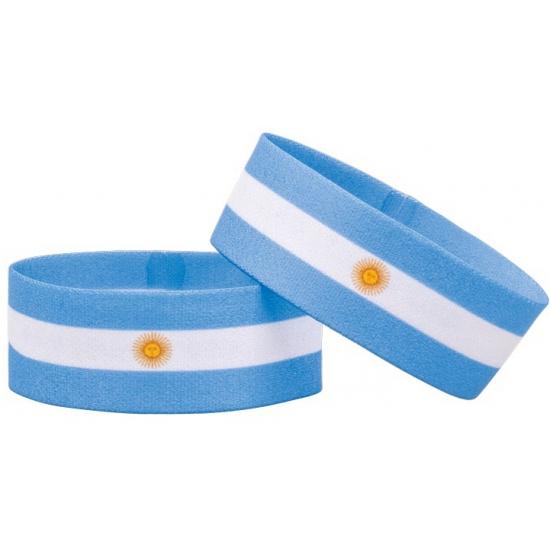Argentini/ë Supporter Armband